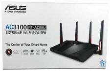 ASUS AC3100 RT-AC88U 802.11 Dual Band Gigabit WiFi Gaming Router with MU-MIMO A