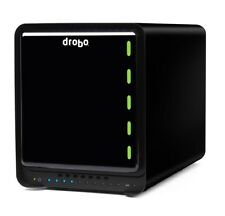 Drobo 5N 5 Bay NAS Storage Array with 8TB (4 x 2TB) WD Red Hard Disk Drives