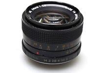 Yashica ML 50mm F/1.4 f. Contax