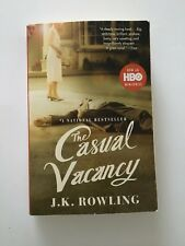 The Casual Vacancy by Rowling, J. K. #R