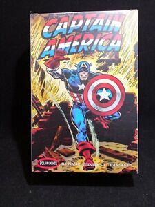Polar Lights 2011 Comic Scenes Captain America Plastic Assembly Kit