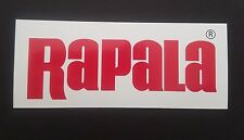 3 new Rapala Stickers Trout Lure Hooks Swimbait Bass decals Catfish