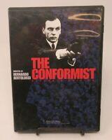 THE CONFORMIST - EXTENDED EDITION DVD MOVIE, GASTONE MOSCHIN, PIERRE C. WS