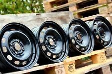 4x Stahlfelgen SATZ Felgen NEU Opel Adam +Rocks Corsa D E 6x15 Zoll ET39 4x100 ◄