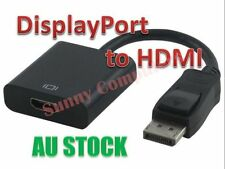 1:1 DisplayPort Male Monitor/AV HDMI Cables