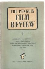ii - Vintage 1948 - The Penguin MOVIE FILM REVIEW No 7 & Motion Picture Photos