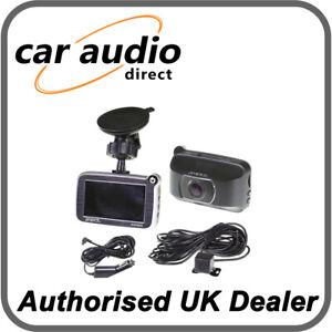 Gator GHDVR62R Front & Rear Facing DashCam Camera 1080p HD Accident Dash Cam