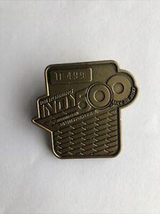 2017 Indianapolis  500 Motor Speedway Bronze Pit Pass Yakima Sato Winner