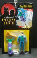 BATMAN & ROBIN- POGO STICK JOKER- NEW
