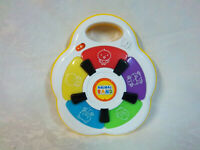 """Animal Band Carry Along Musical Light Up Toy 9"""" Heavy Duty"""