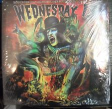 LP WEDNESDAY 13 - MONSTERS OF THE UNIVERSE COME OUT AND PLAGUE  COLOR/PIC DISC