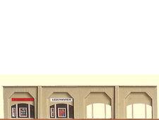 Brawa 2698-n sombríos con tiendas [2 unidades] - pista N-nuevo