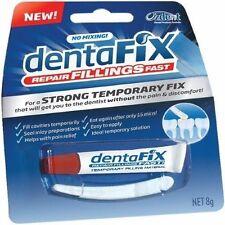 8-Gram Dentafix Repair Filling Strong Temporary Tooth Fix Dental Cavity Solution
