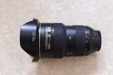 Nikon 16-35mm f/4.0 AF-S VR IF ED Lens Used excellent condition