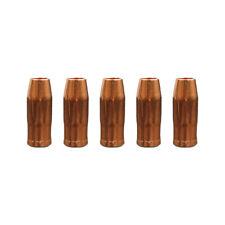 5 Pk 12 Gas Nozzle For Snap On Mig Welder Ya205 Ya217 Ya219 Ya240 Part