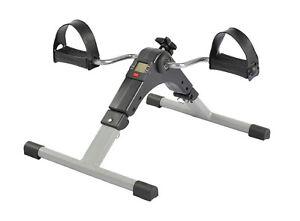 Bewegungstrainer Heimtrainer Fahrradtrainer Mini Bike LCD Arm Beintrainer