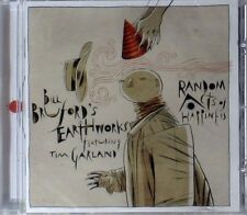 BILL BRUFORD'S EARTHWORKS  - RANDOM ACTS OF HAPPINESS (NEW & SEALED) CD Jazz