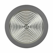 Danco  5-3/4  Dia. Shower Drain Strainer  Brushed Nickel  Stainless Steel
