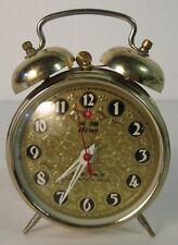 sveglia/orologio hero, made in china, anni 60, vintage