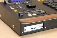 Akai MPC 2000XL Custom Black Modular with Black ABS Bezel & ATAPI Card Reader