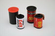 2 Rolls Exp. ASA 400 35mm Film, Ilford XP2 24Exp B&W , Seattle Film 20Exp Color