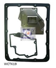 WESFIL Transmission Filter FOR Suzuki GRAND VITARA 1998-2005 A44DE WCTK19