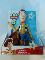 """New 16"""" Toy Story 3 WOODY by THINKWAY Actual Movie Size Non-poseable Non-talking"""