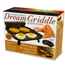 Novelty Wake And Bake Dream Griddle Fun Birthday Christmas Gift Box