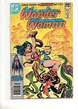 Wonder Woman 277 Kobra v Wonder Woman! Huntress Backup Birds of Prey Bronze 1981