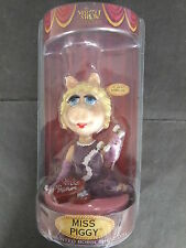 Bobble Dobbles Miss Piggy from The Muppets - Hand Painted Bobblehead Doll