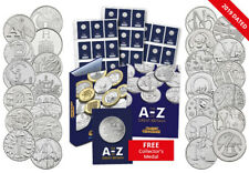 2019 Complete Certified Uncirculated 10p Set