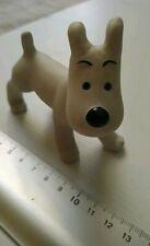 Figurine Milou Hergé ( tintin Dupont )