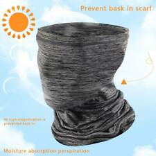 Neck Gaiter Bandana Headband Cooling Face Scarf Shield Head Cover Snood Scarves!