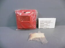 Red Fire Alarm Electronic Horn Fsf104-024R 24V New
