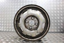 """Jante acier / tole - Polo - 5.5 x 13"""" - ET43 - 4 trous"""