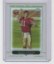 2005 TOPPS CHROME REFRACTOR #194 ALEX SMITH RC!