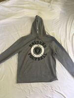 NFL Oakland Raiders Hoodie Size Large