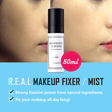 S.A.A.T Korean Cosmetic REAL MAKEUP FIXER/MIST 50ml Long Lasting Fixer Mist Face