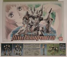 BANDAI HIME BRAIN POWERD Model Kit Series BP-1
