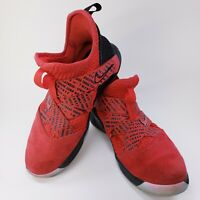 NIKE ZOOM LEBRON SOLDIER XII (GS) AA1352-660 Youth Basketball Shoes Size 7Y