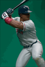"MCFARLANE - MLB SERIES 2 – MANNY RAMIREZ - BOSTON RED SOX – 6"" ACTION FIGURE"