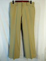 VTG textured Levi's Men's Panatela Dress Pants  32x29 very near mint condition