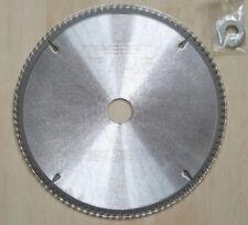HM Kreissägeblatt 250 x 30 mit  100 Zähnen Sägeblatt  Aluminium NE-Metalle usw.