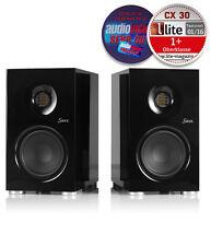 Saxx coolSOUND CX30 Regallautsprecher schwarz/Paarpreis