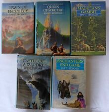 David Eddings Belgariad Century complete first edition set (very rare)