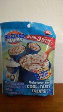 DQ Blizzard Maker Refill Dairy Queen Expired 2013 Vanilla Dessert Ice Cream