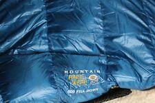 Schlafsack Mountain Hardwear Phantom 32 Daune 800Cuin bis 0° C (ca. 0,6kg)