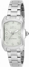 Invicta Lupah 15842 Women's Analog Tonneau Stainless Steel Watch