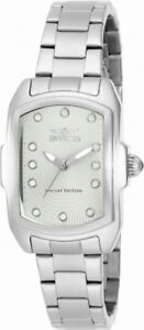 Invicta Lupah 15842 Women's Analog Tonneau Stainless Steel Watch