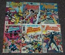 West Coast Avengers Annuals U-PICK ONE #1,2,3,4,5,6,7 or 8 PRICED PER COMIC